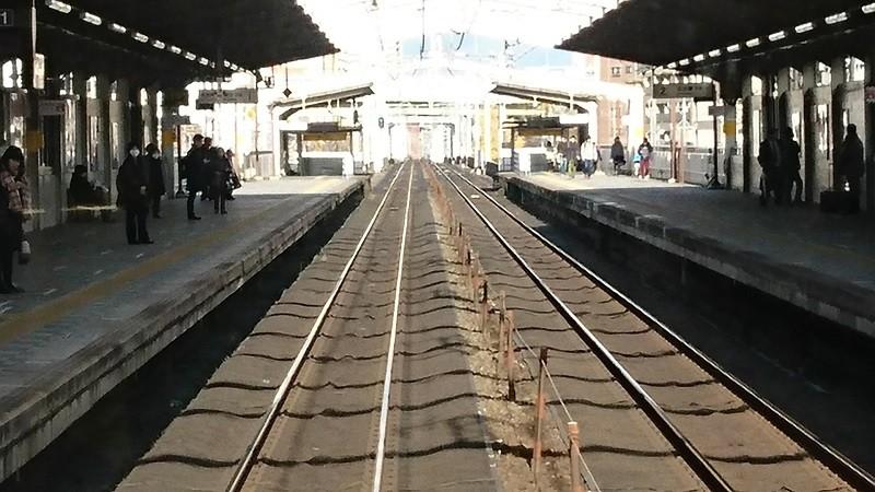 2016.12.14 中央線 (4) 瑞浪いき快速 - 鶴舞