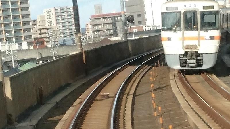 2016.12.14 中央線 (11) 瑞浪いき快速 - 新守山-勝川間