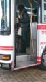 2016.12.16 あさ (2) 更生病院 - 名鉄バス 1080-1920