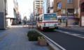 2016.12.21 あさ (2) あんじょうえきまえどおり - 名鉄バス 800-480
