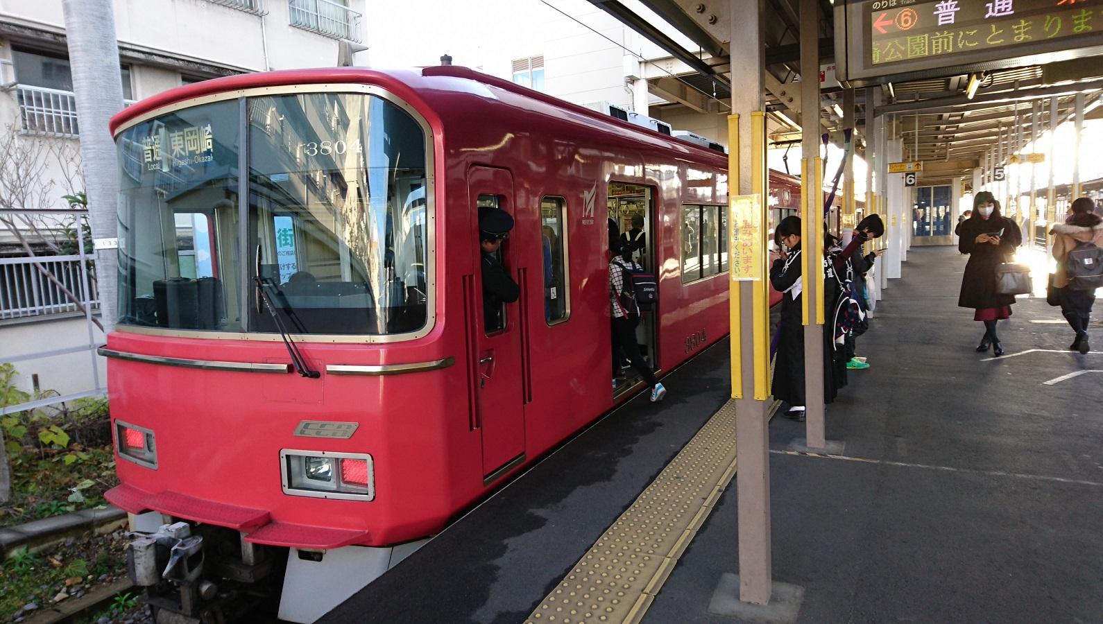 2016.12.23 井伊谷まで (5) しんあんじょう - 東岡崎いきふつう 1590-900