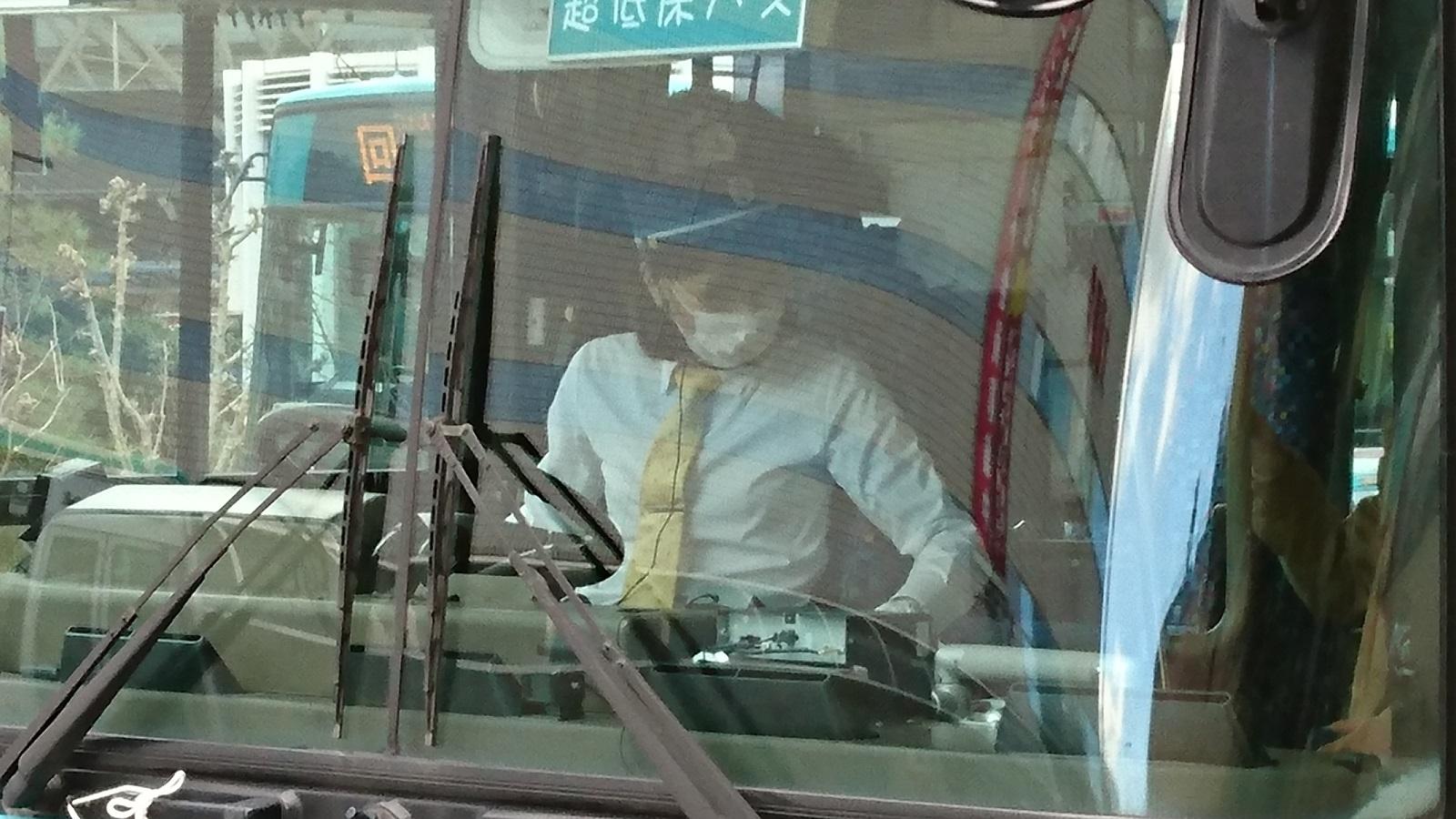 2016.12.23 井伊谷まで (23) 浜松駅 - 気賀いきバス 1600-900