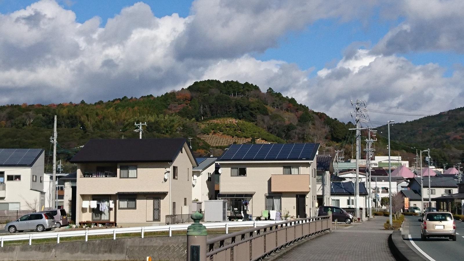 2016.12.23 井伊谷 (5) 井伊谷城 1600-900
