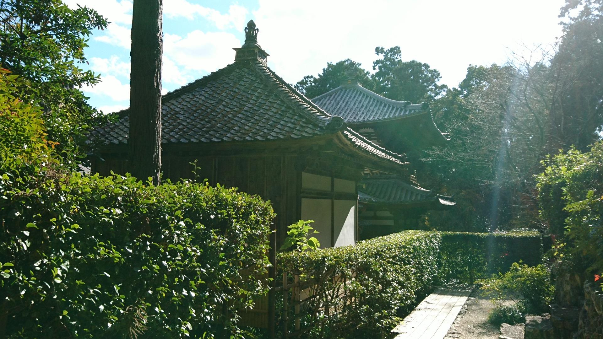 2016.12.23 竜潭寺 - 井伊家霊屋と開山堂 1920-1080