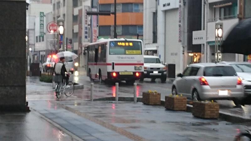 2016.12.27 あさ (105) 碧海信用金庫本店 - 名鉄バス 800-450