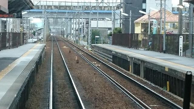 2016.12.27 神宮前まで (5) 一宮いき急行 - 牛田 640-360