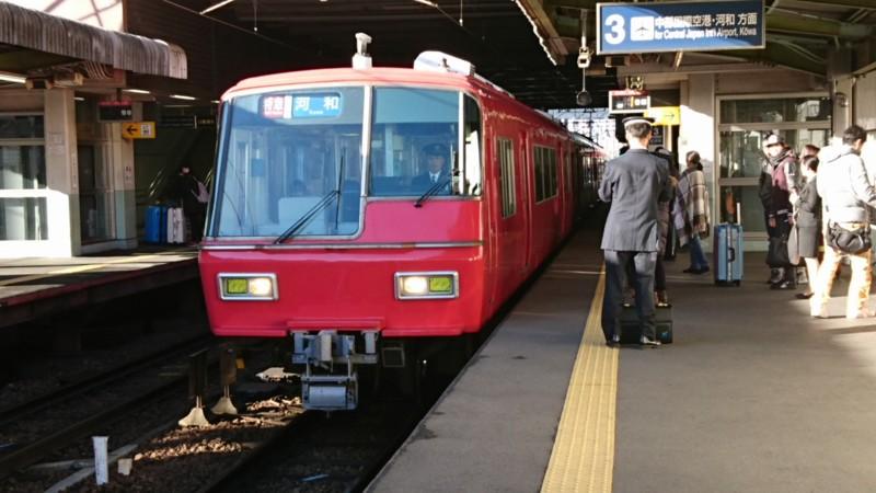 2016.12.27 東岡崎まで (1) 神宮前 - 河和いき特急(5306)1600-900