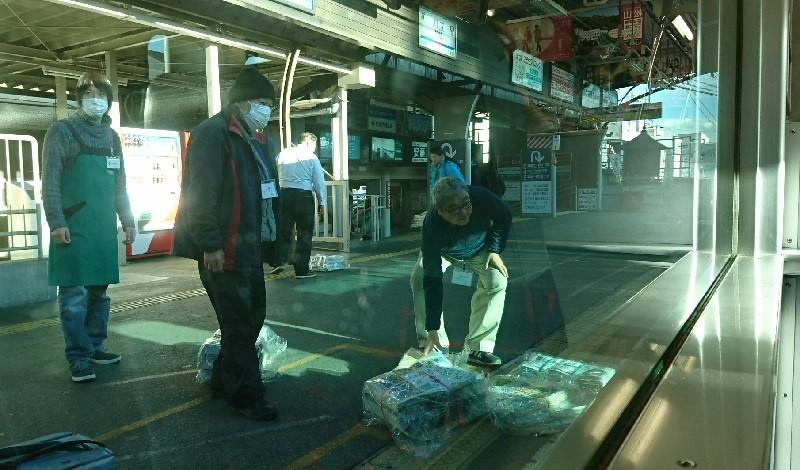 2016.12.27 東岡崎まで (3) 豊橋いき急行 - 知立 800-470