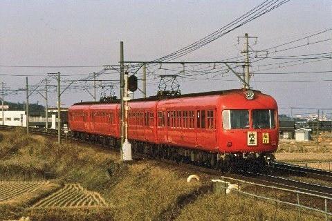 初代5000系(名鉄)
