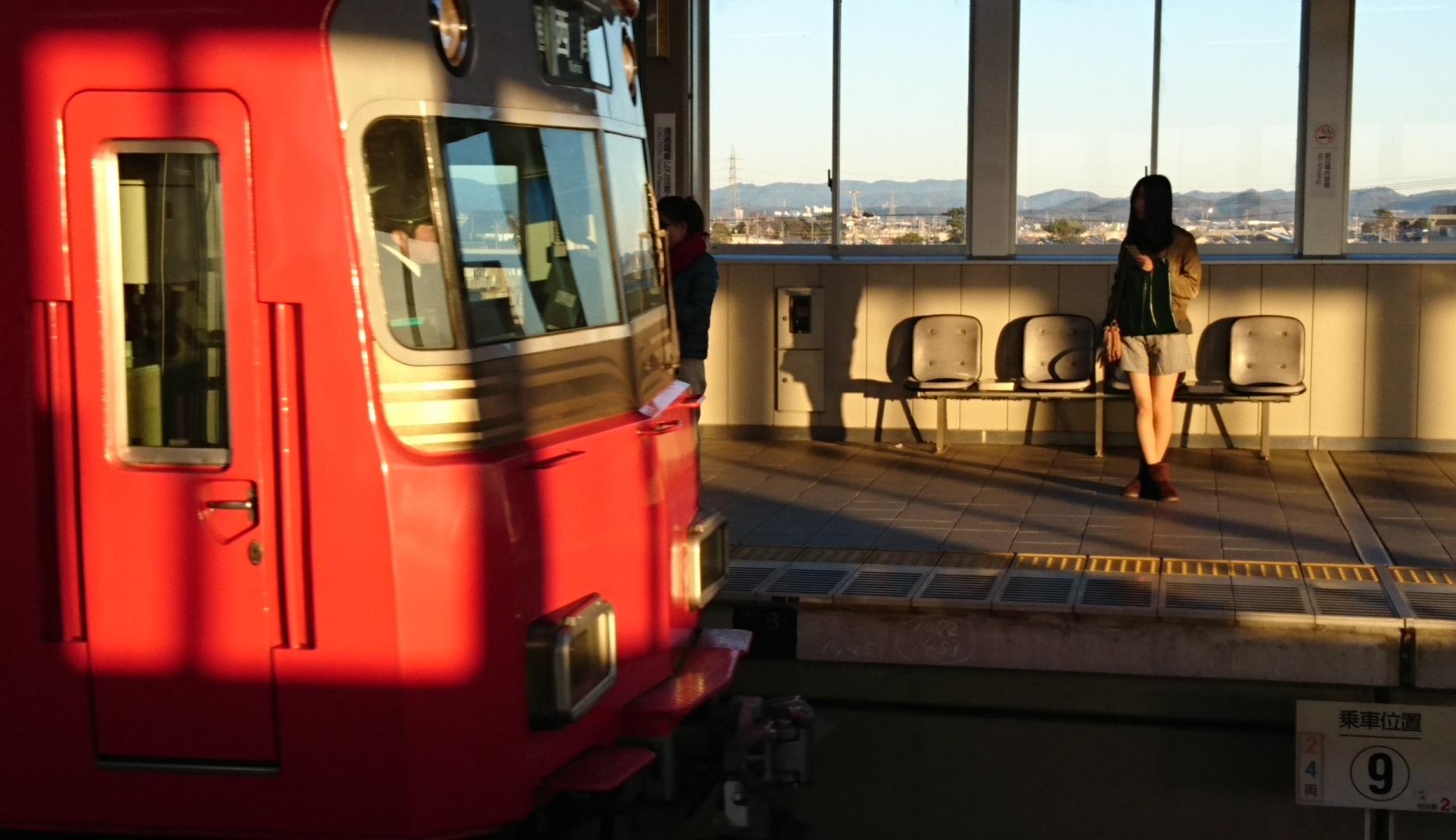 2016.12.30 のりおさめ (4) 桜井 - 西尾いきふつう 1870-1080