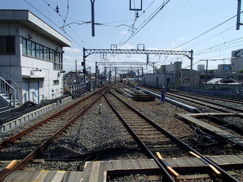 第1工区 (1) 阪神甲子園駅東方