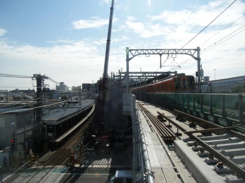 第2工区 (3) 阪神鳴尾駅西側(鳴尾町5丁目付近)