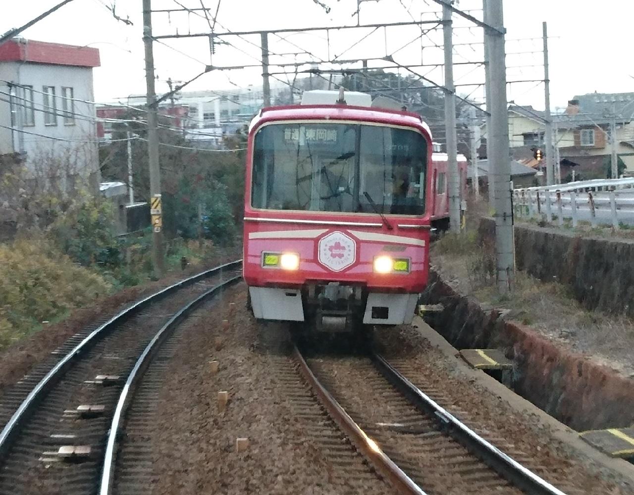 2017.1.12 (27) 岐阜いき特急 - 有松てまえ(さくらトレイン)1280-1000