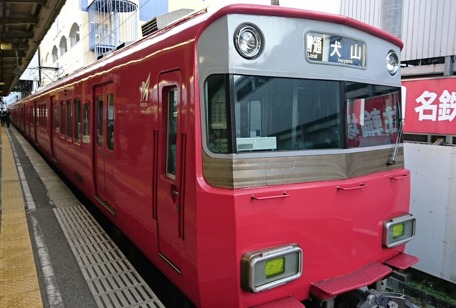 2017.1.12 (60) 東岡崎 - 犬山いきふつう(6506)1600-1080