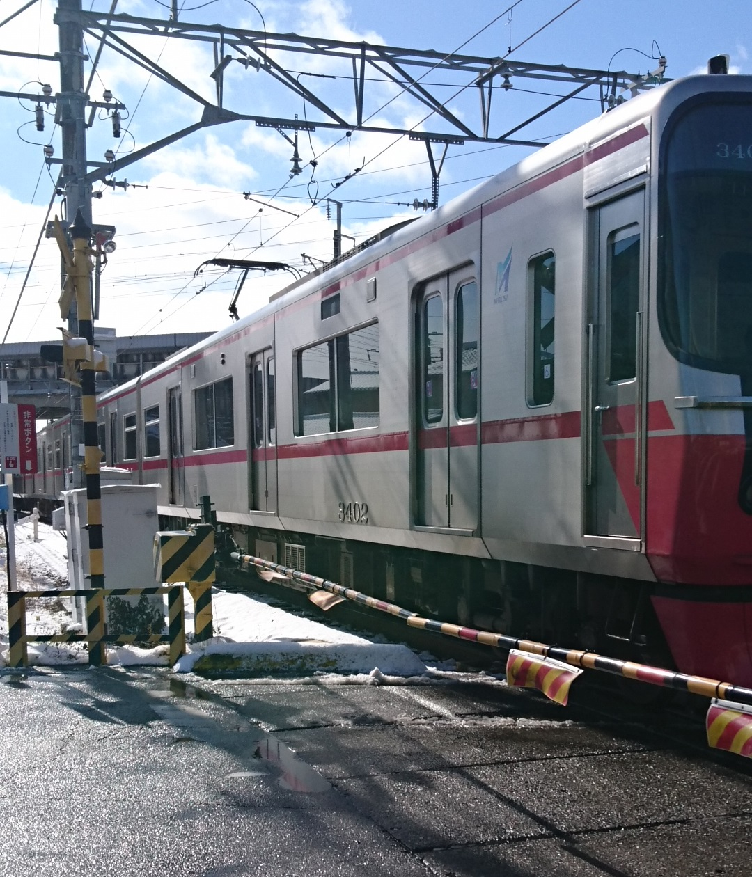 2017.1.15 西尾線 (2) 古井 - きたいき急行 1080-1260