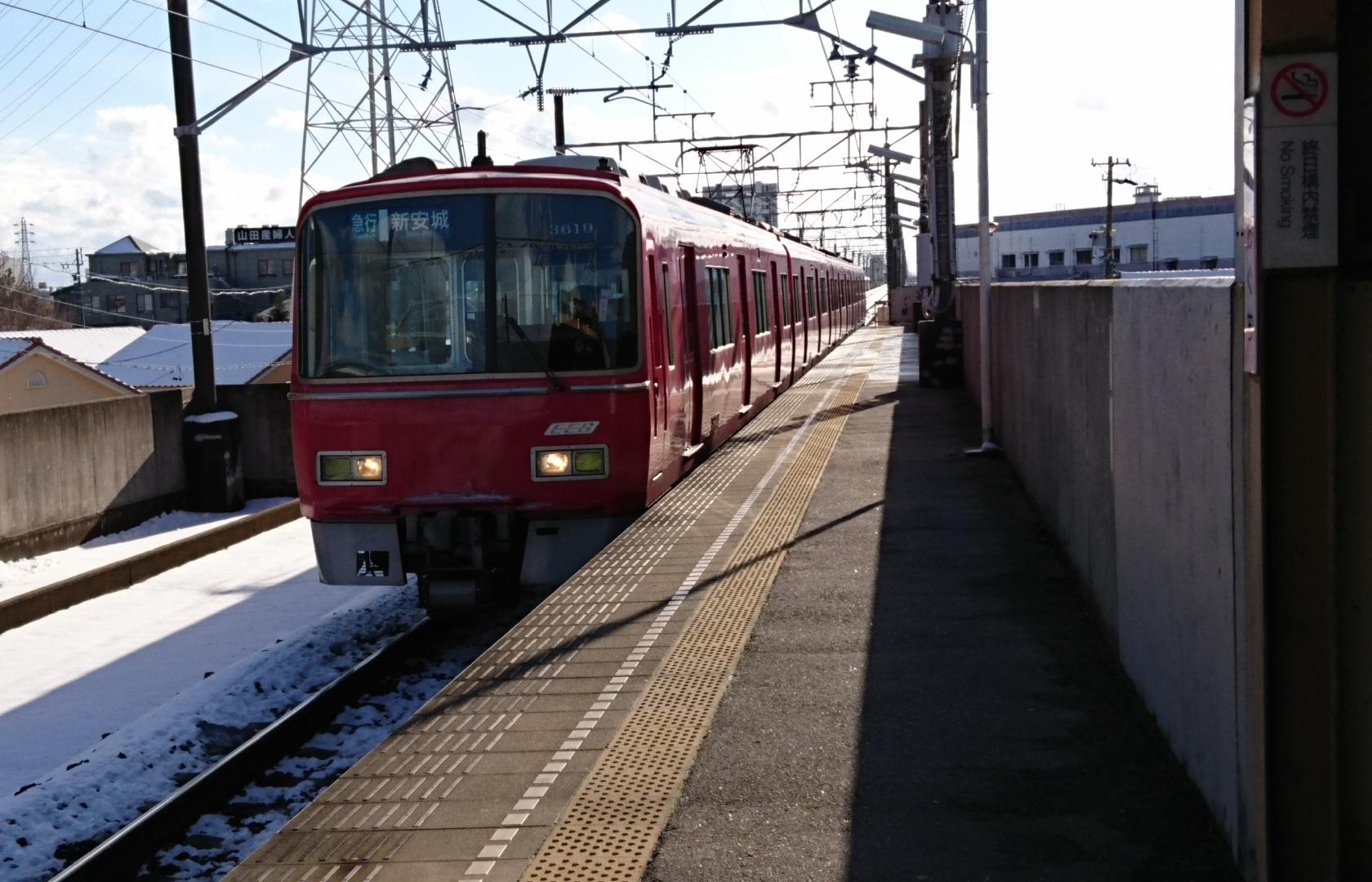 2017.1.15 西尾線 (19) 西尾口 - しんあんじょういき急行 1680-1080
