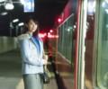 松井玲奈ちゃんが名鉄名古屋駅ホームで案内放送(ACTRESS PRESS)800-660