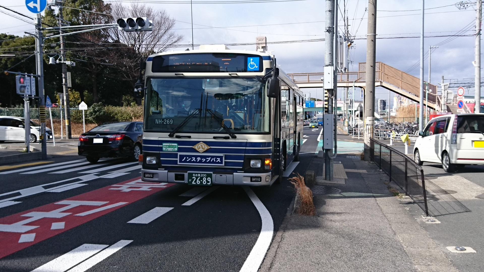 2017.2.2 高速1 (1) 左京山バス停 1920-1080