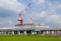 「貨物新幹線計画」の遺構(2016年7月、恵知仁さんさつえい)