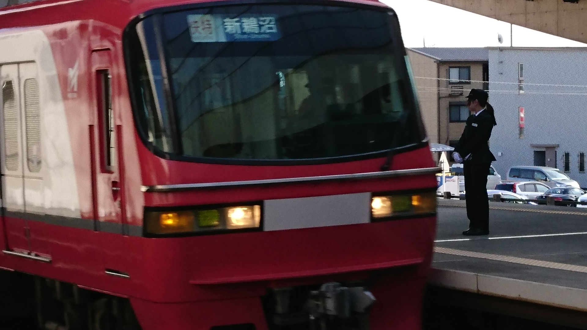 2017.2.8 (7) 前后 - 新鵜沼いき快速特急 1920-1080