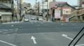 2017.2.8 名鉄バス (3) 北野北口いきバス - 島町交差点 1280-700