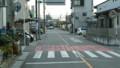 2017.2.8 名鉄バス (16) 北野北口いきバス - 矢作橋駅東交差点からみなみ 12