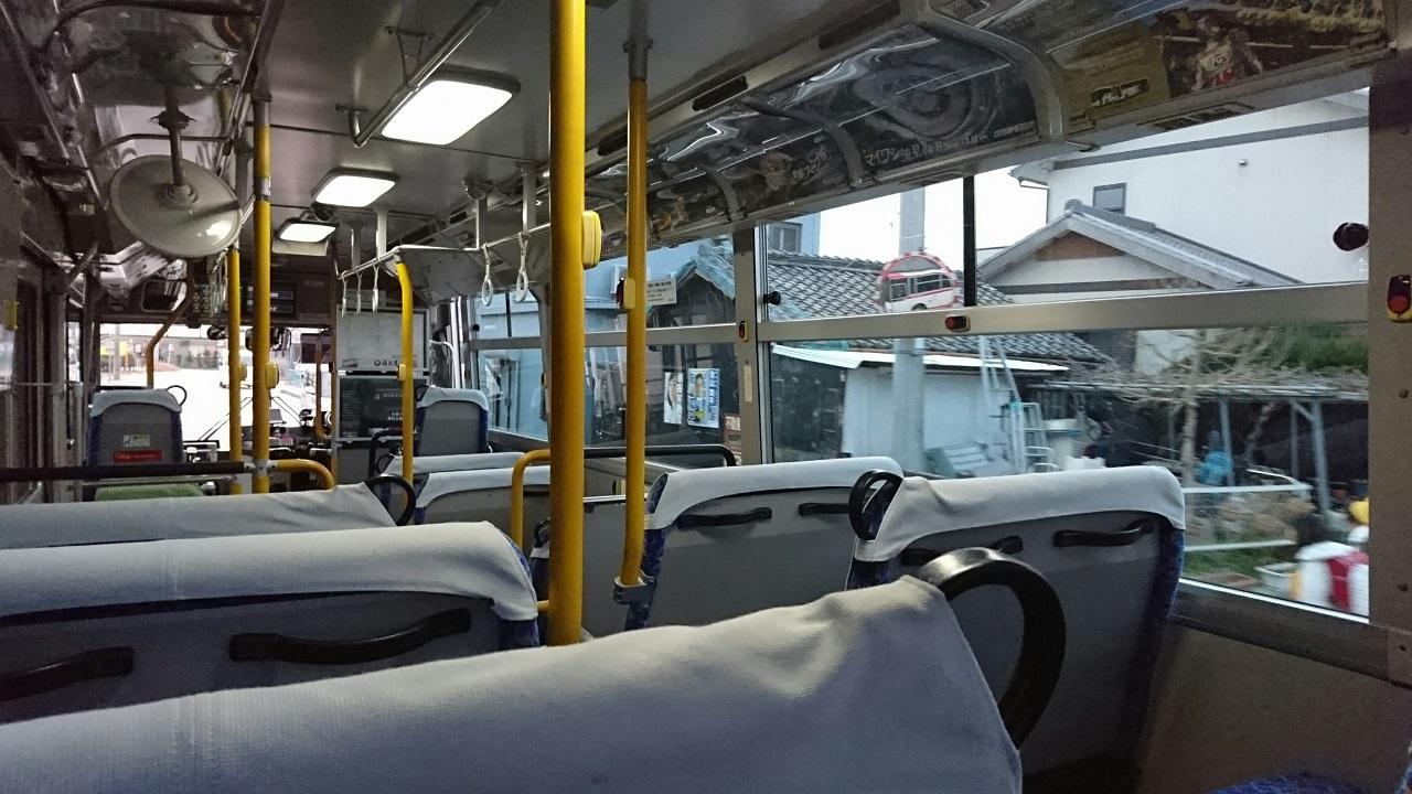 2017.2.8 名鉄バス (32) 坂戸いきバス - 島バス停 1280-720