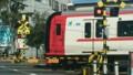 2017.2.10 名古屋本線 (3) しんあんじょう1号ふみきり - あがり電車 1280-720