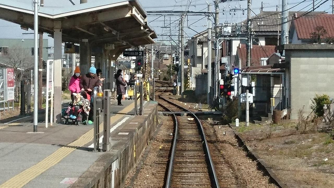2017.2.10 三河線 (18) 猿投いきふつう - 竹村 1280-720
