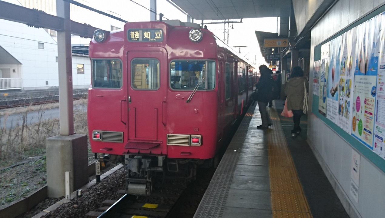2017.2.13 かえり (3) 刈谷 - 知立いきふつう 1270-720