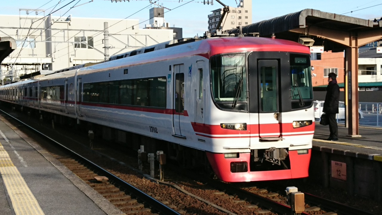 2017.2.22 しんあんじょう (3) 豊橋いき特急(1702) 1280-720