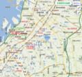 岸和田市の地図(あきひこ)