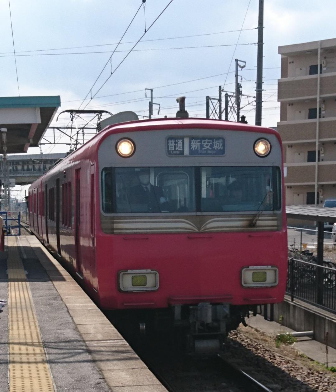 2017.3.12 名古屋 (1) 古井 - しんあんじょういきふつう 1080-1260