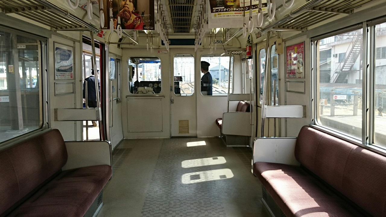 2017.3.12 名古屋 (7) しんあんじょう - 犬山いきふつう 1280-720