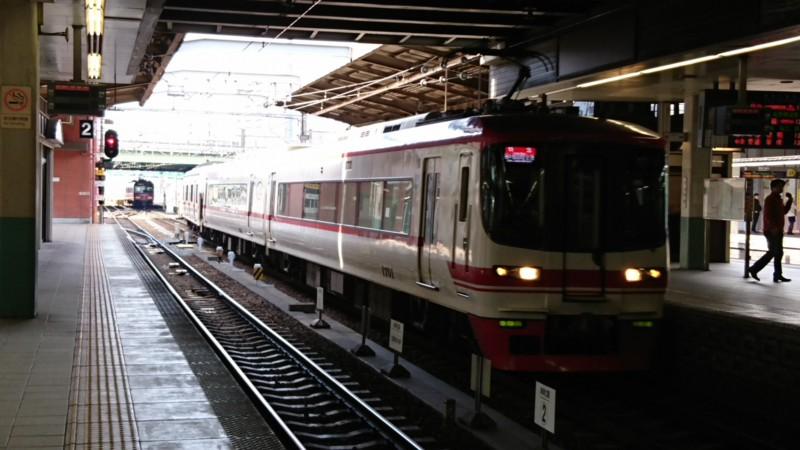2017.3.12 名古屋 (15) 金山 - セントレアいき特急 1920-1080