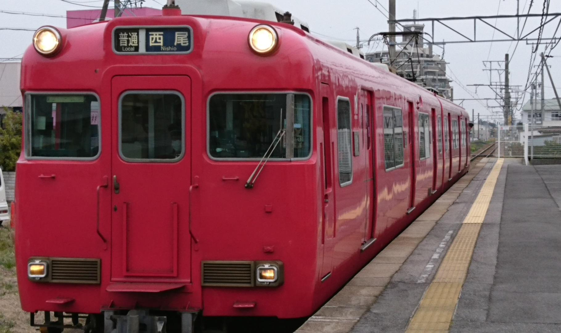 2017.3.14 (1) 古井 - 西尾いきふつう 1820-1080