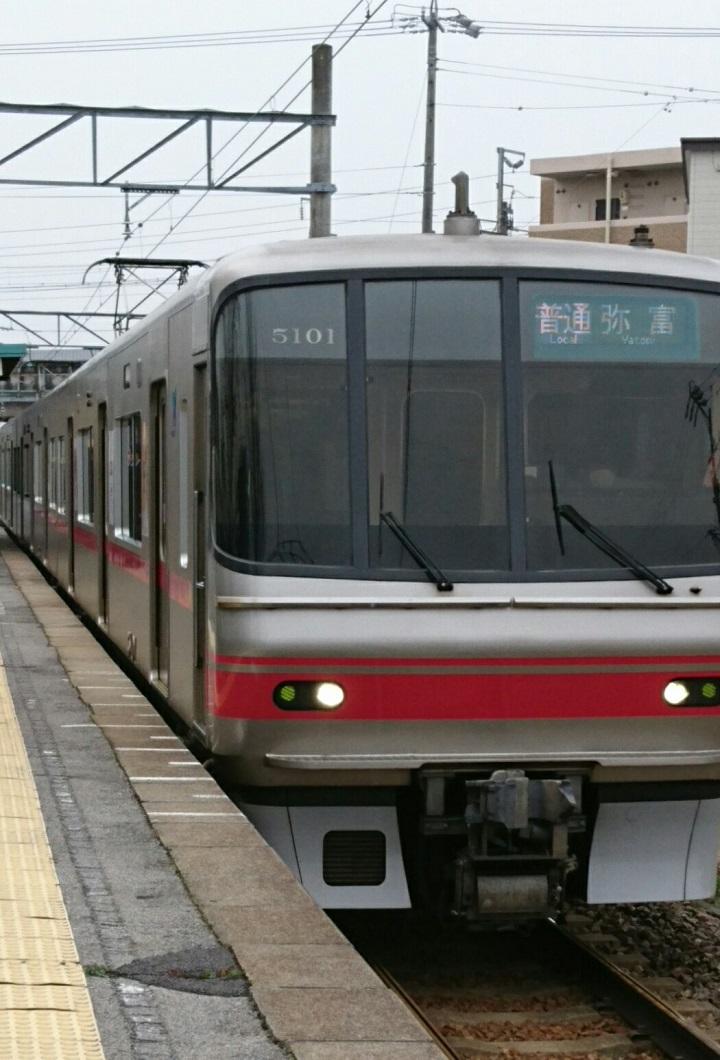2017.3.14 (2) 古井 - 弥富いきふつう 720-1060
