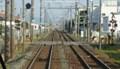 2017.3.23 東海道線 (5) 豊橋いき快速 - 新田ふみきり 800-460