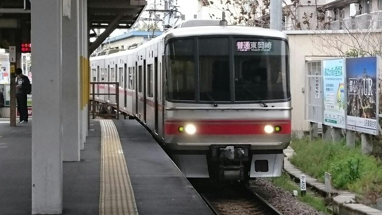 2017.3.26 名鉄 (6) しんあんじょう - 東岡崎いきふつう 1280-720