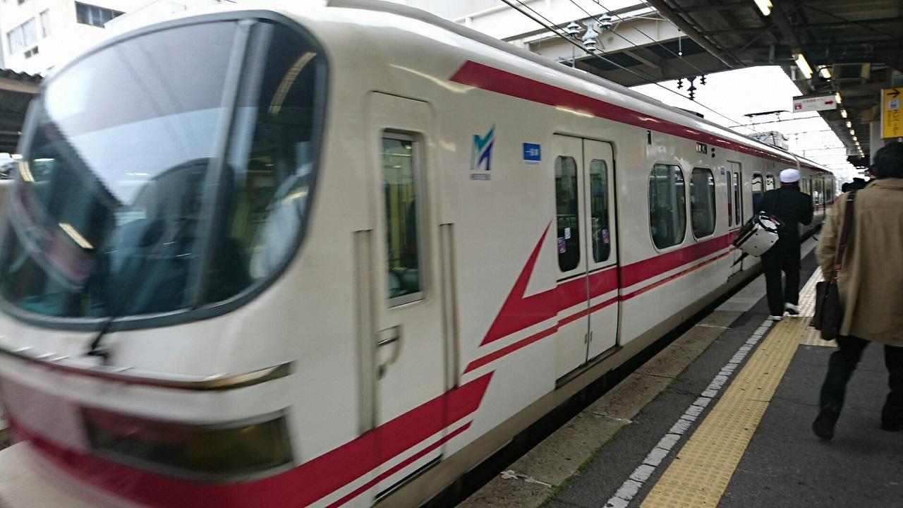 2017.3.26 名鉄 (8) しんあんじょう - 豊橋いき特急 1280-720