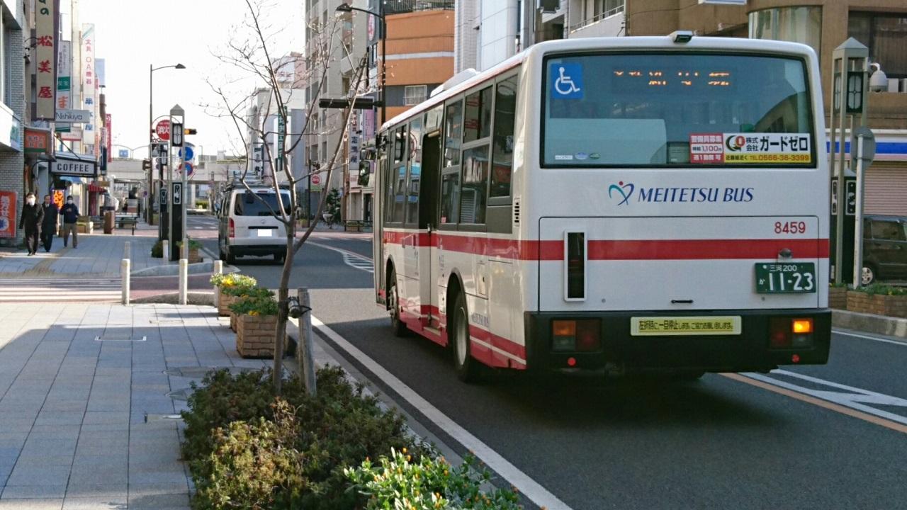 2017.3.28 名鉄バス - あんじょうえきまえどおり 1280-720