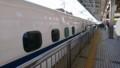2017.4.2 新幹線 (2) 名古屋 - 新大阪いきひかり501号 800-450
