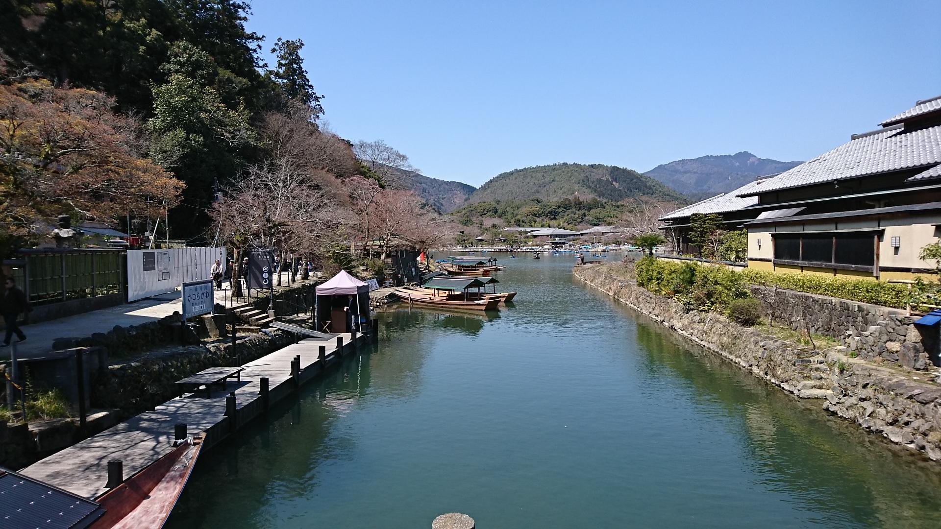 2017.4.2 阪急 (4) 桂川ふなつきば 1920-1080