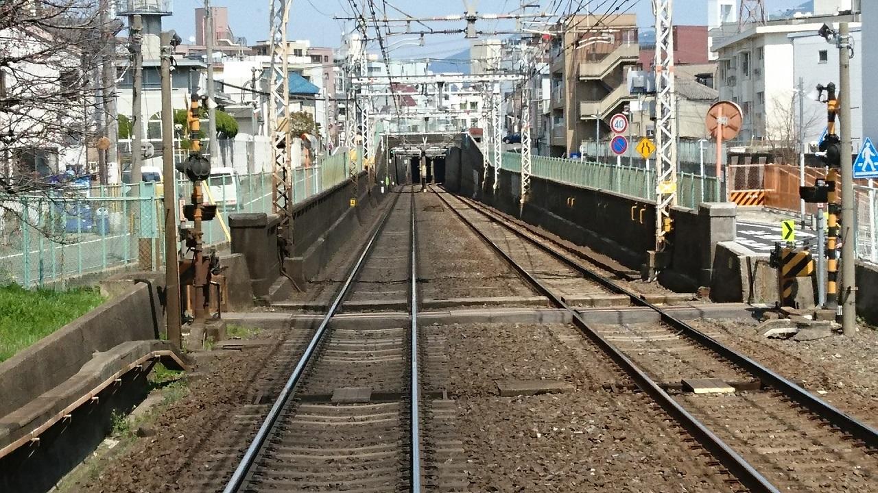 2017.4.2 阪急 (35) 河原町いき準急 - えきかん地下へ 1280-720