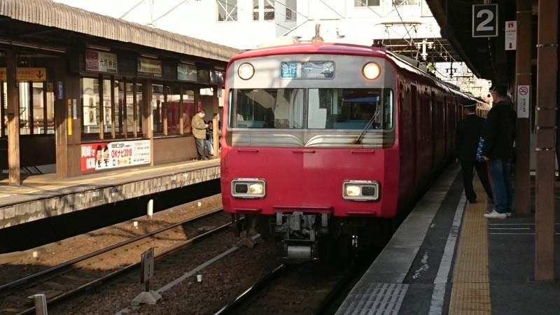 2017.4.15 名鉄 (49) 東岡崎 - 一宮いき急行