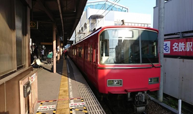 2017.4.15 名鉄 (51) 東岡崎 - 回送電車 1820-1080
