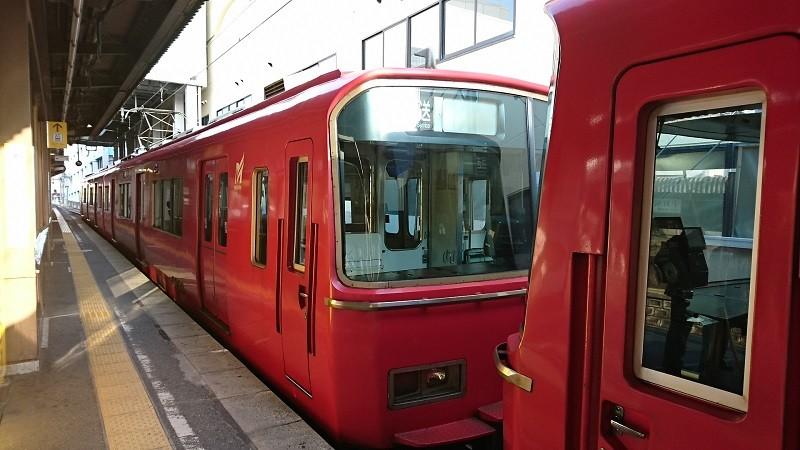 2017.4.15 名鉄 (55) 東岡崎 - 回送電車