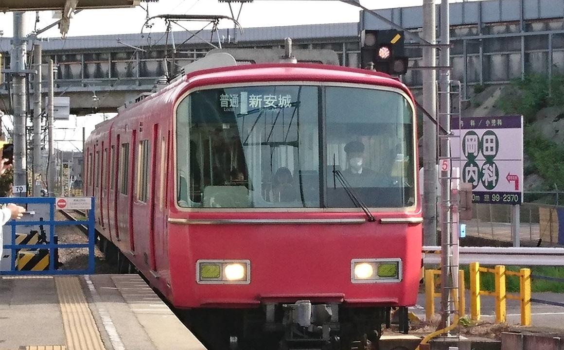 2017.4.22 名鉄 (1) 古井 - しんあんじょういきふつう 1160-720