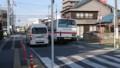 2017.4.22 名鉄 (24) 矢作橋駅 - 北野北口いきバス