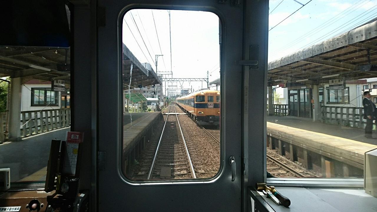 2017.4.25 近鉄 (34) 松阪いき急行 - 霞ヶ浦 1280-720